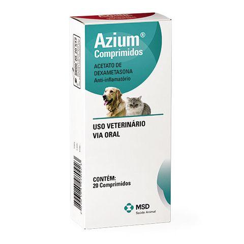 Anti-inflamatorio-Azium-MSD-20-Comprimidos